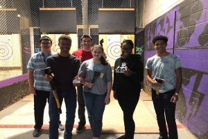Youth Axe Throwing