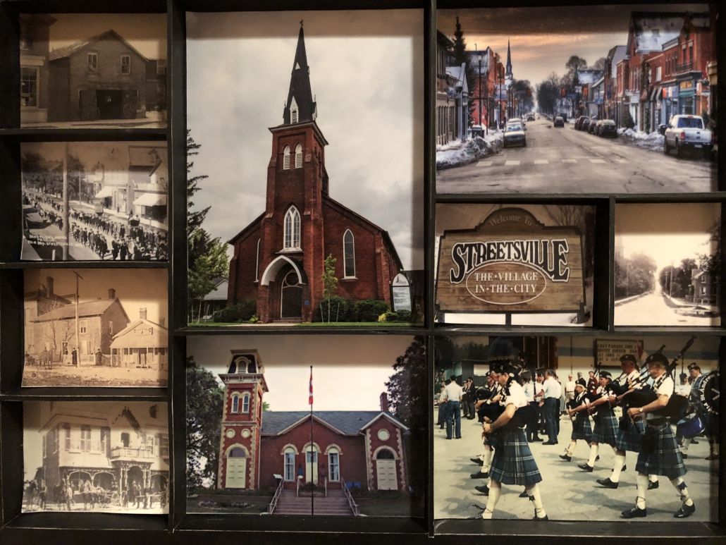 St. Andrew's Streetsville Past and Present