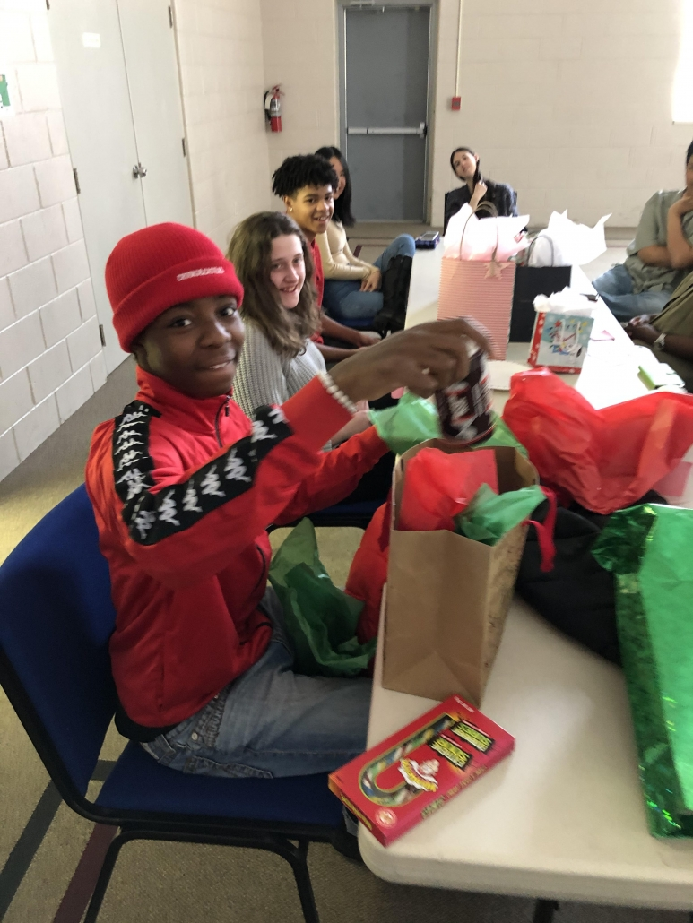 Youth Christmas Gift Exchange