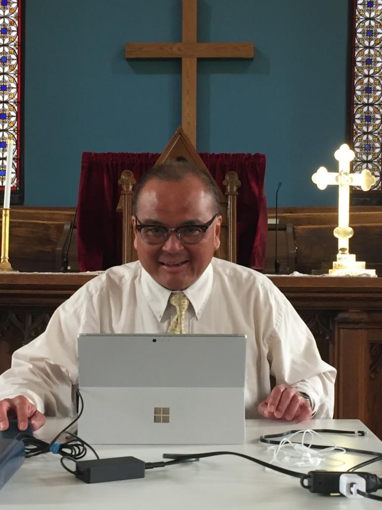 Online Pastor Pye